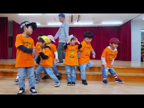 2019.03.23 西伊丹幼稚園ダンス発表会〈かっちゃん class〉