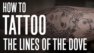 How To Tattoo: Maria Dove
