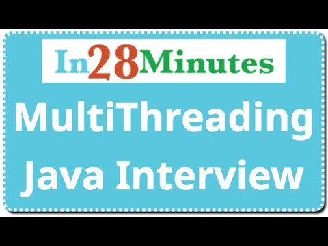 Java Multithreading Interview Questions