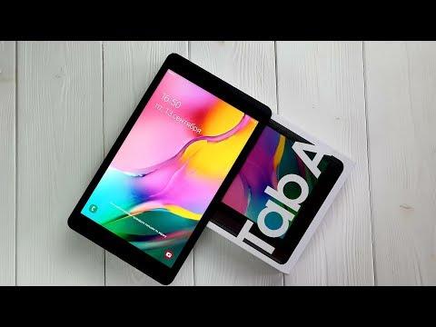 Планшет Samsung Galaxy Tab A 8.0 SM-T295 32Gb черный - Видео
