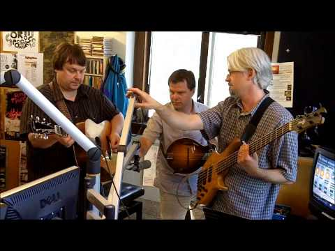 2010.07.01 Grasshoppah - River Song/Ghost of Good Times - Live on WYCE Radio