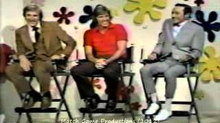 Celebrities and Game Shows (GSN Special Programming) (Hosted by Chuck Woolery)
