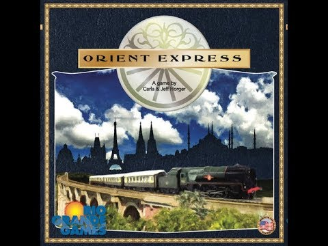 Tatooine Tableflip Unboxes Orient Express