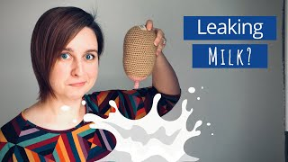 Leaking breastmilk! How to choose the perfect breast pads, breast shells, Haakaa, and more.