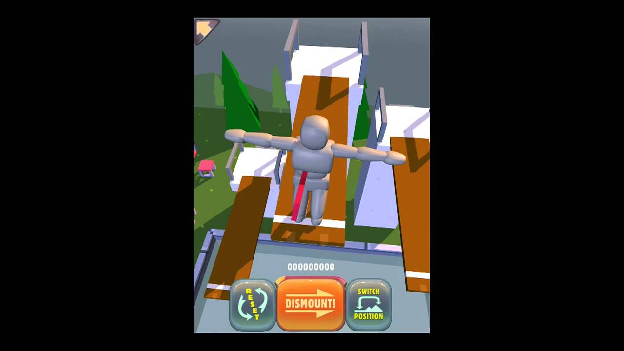 Watch This Turbo Dismount Demo Video