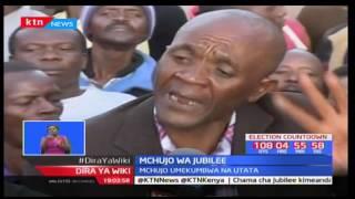 Chama cha Jubilee yafutilia mbali uchaguzi wa mchujo: Dira ya Wiki pt 1