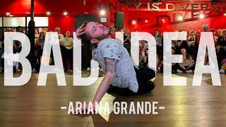 Ariana Grande - Bad Idea   Hamilton Evans Choreography