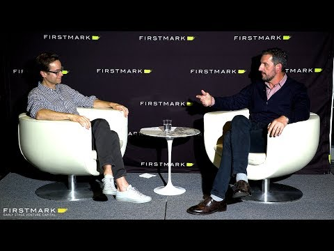 Fireside Chat: Mike Volpi, General Partner, Index Ventures (FirstMark's Data Driven NYC)