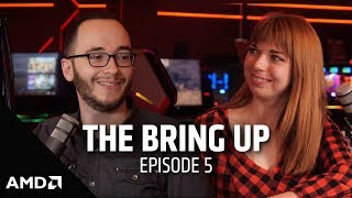 The Bring Up: Episode 5: AMD at CES