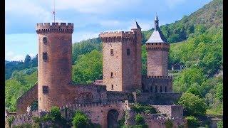 Tour de France 2017 - Château de Foix