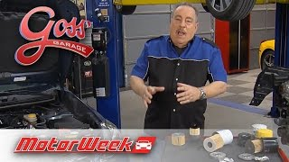 Goss' Garage: Oil Filters - Quality Matters