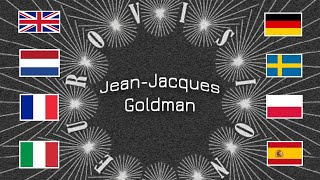 Jean-Jacques Goldman in EuroVision, She doesn't see me, by Stan in 8 Languages