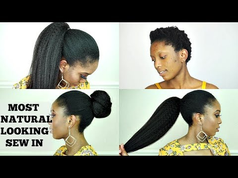 YOU CANT TELL ITS NOT MY HAIR| VERSETILE SEW IN WITH SHORT HAIR | CHOCHAIR