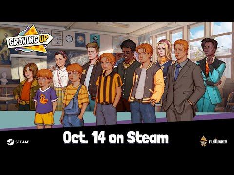 獲《中國式家長》授權、新作《美國式家長》10 月中旬在 Steam 平台上市