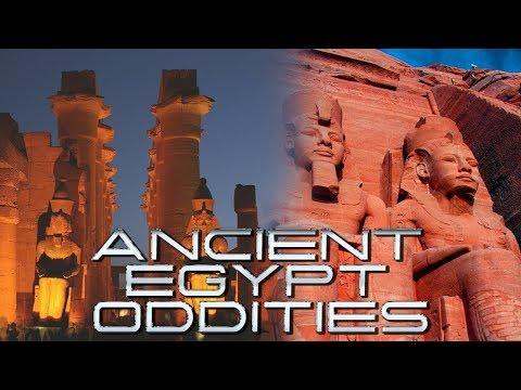 Erich von Daniken Verbluffende ontdekkingen uit het oude Egypte die u moet zien