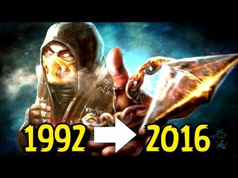 Gelmiş geçmiş tüm Mortal Kombat Oyunları