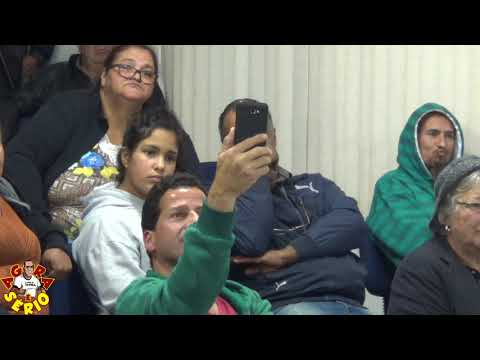 Vereador Irineu Machado volta a apontar a sua metralhadora de palavras para o Fiscal do povo Wagnew e detona o Fiscal novamente da Tribuna