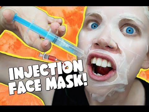 Mask upang linisin ang pores