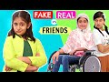 FAKE vs REAL FRIENDS - FRIENDSHIP   MyMissAnand