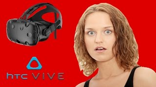 Sorry Ma'am. You Weren't 'Assaulted' In An HTC Vive VR Game