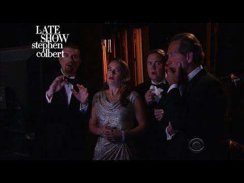 A Backstage Look At The Oscars Fail Fiasco