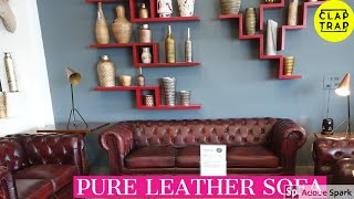 PURE LEATHER AND MORE SOFAS | DISCOUNT GOES ON