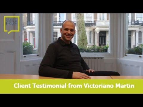 LSE: Depoimento Victoriano Martin