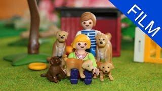 Playmobil Film Deutsch EIN NEUES HAUSTIER