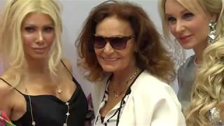 Designer Diane Von Furstenberg On Building A Fashion Empire & Empowering Women