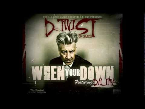 D-Twist- When Your Down Ft. Dalima (Of Tech N9ne Midwest Choppers)