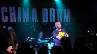China Drum   Wuthering Heights Live 20 12 14