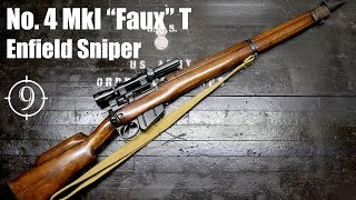 Enfield No.4 Mk I faux (T) | Greek HXP  .303 | British Radway Green Mk 8Z