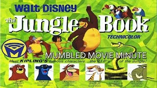 Mumbled Movie Minute - The Jungle Book (1967)