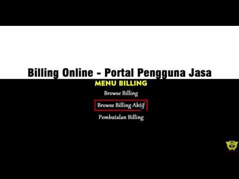 Sistem Billing Online Portal Pengguna Jasa DJBC Ver 1 0 PART 2