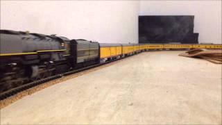 Union Pacific Steam Challenger #3977 ho mth trains