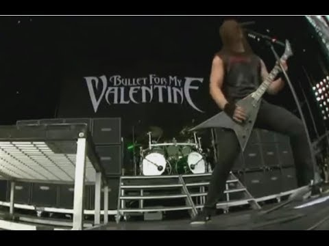 Bullet For My Valentine - Begging For Mercy Music Video [HD]