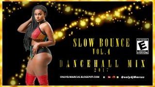 2017 SLOW BOUNCE Dancehall Mix | Vybz Kartel Mavado Popcaan Alkaline Konshens etc..