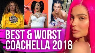 Best & Worst Dressed Coachella 2018 (Dirty Laundry) - Video Youtube