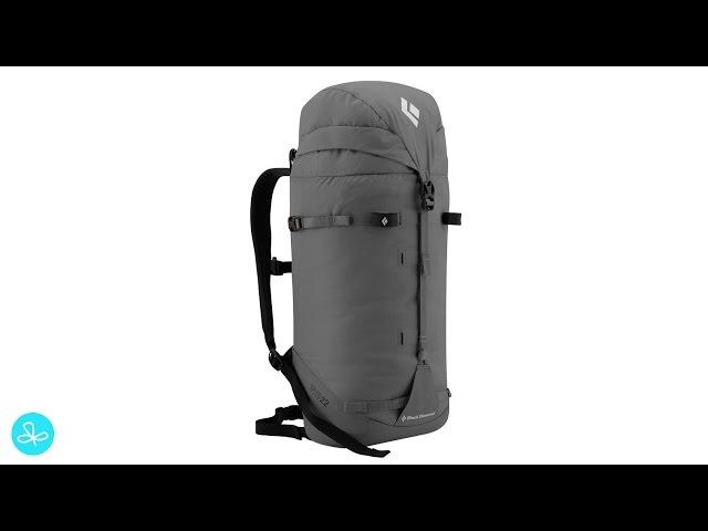 Видео Рюкзак Black Diamond Speed 55L (Sulfur)