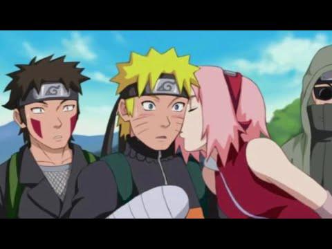 Naruto Kiss More Girls than Sasuke!! All NARUTO'S KISSES! ナルト x 綱手