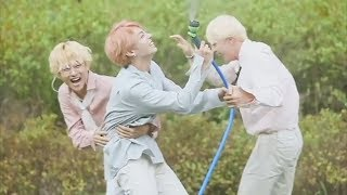 When BTS (방탄소년단/防弾少年団) can't stop laughing #3