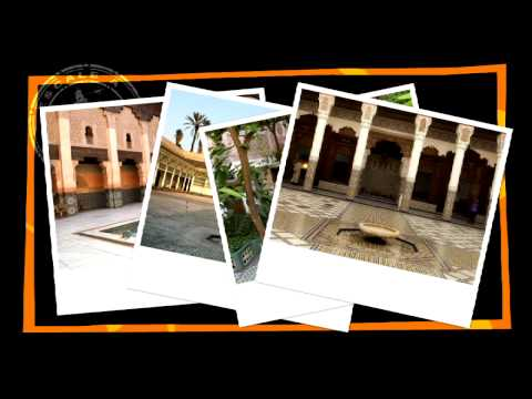 MARRAKECH - Monuments historiques