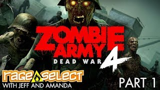 Zombie Army 4: Dead War - The Dojo (Let's Play) - Part 1