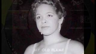 My old flame by Zola Taylor of The Platters