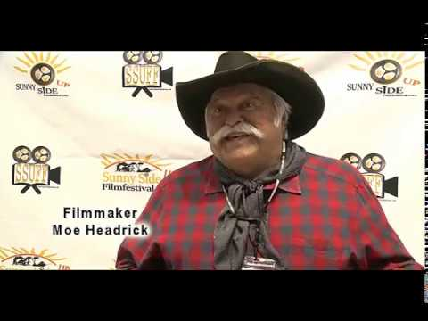 Moe headrick interview   sunny side up film festival  ssuff