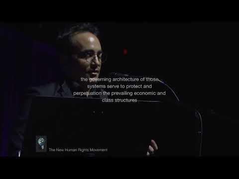 "Peter Joseph : ""A Democratic Precondition?"" : United We Stand Festival 2018, Texas, April 29th 2018"
