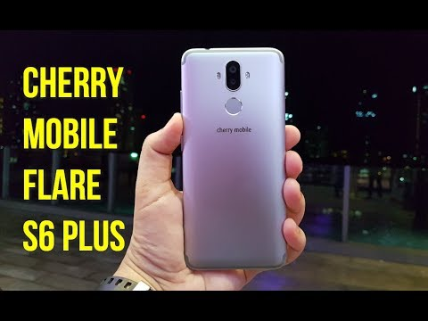 Cherry Mobile Flare S6 Plus Unboxing, Demo, Hands On