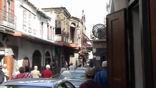 preview picture of video 'Syrien - Damaskus - Christenviertel'