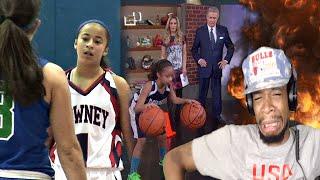 FIRST GIRL IN THE NBA?!? JADEN NEWMAN ELITEMIXTAPES REACTION!!