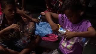Atelier de marionnettes au Cap Vert!